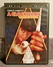 A Clockwork Orange (2 Disc Special Edition Dvd) Free Ship Previously Viewed Ln