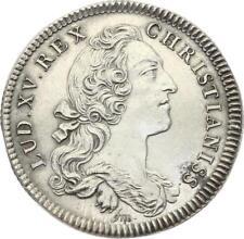 O3994 RARE Jeton Louis XV Traiteurs Rotisseurs Pâtissiers Argent Silver SPL