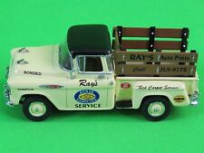 1996 Matchbox AAA Ray's Dixie Gas 1957 Chevrolet 3100 Stepside YRS05-M NIB