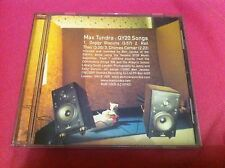 Max Tundra: QY20 Songs - CD single (Domino Records, 2001 - RUG120CD)