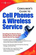 Consumers Guide to Cell Phones and Wireless Service Plans (Paperback or Softback