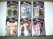 "2018 Star Wars The Vintage Collection Wave 1 Complete Set (6) 3.75"" inch Figures"
