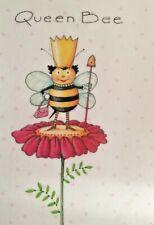 Mary Engelbreit Handmade Magnet-Queen Bee