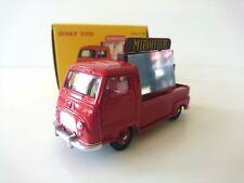 DINKY TOYS - Renault Miroitier Estafette rouge foncée DeAgostini VOITURE 564