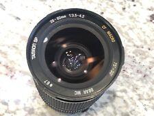 Tamron SP Lens 28-80mm 1:3.5-4.2 CF Macro for Pentax K.M. Mount