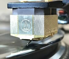 Audio-Technica  AT33E AT33EV Moving Coil Cartridge Nude Elliptical Retip LOMC