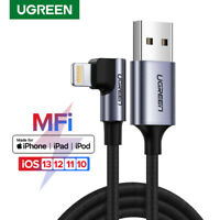 Ugreen MFi USB Lightning Cable Data Sync Charging Cable For iPhone iPad iPod