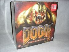 DOOM The Board Game Boardgame by Fantasy Flight 2004 BRAND NEW UNUSED & SEALED