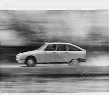 1970 CITROËN GS PRESSEBILD PRESS FACTORY PICTURE BILD PHOTO ORIGINAL