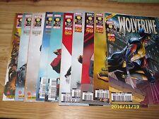 Lot comics Wolverine V2 Panini comics