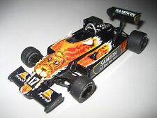 KIT MOUNT F1  SHADOW DN9B FORD   LAMMERS  MONACO   GP  1979     1/43