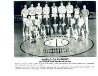 1972 1973 NEW YORK KNICKS WORLD CHAMPIONS 8X10 TEAM PHOTO  BASKETBALL NBA