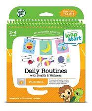 LeapFrog LeapStart Activity Book Level 1 Nursery Daily Routines