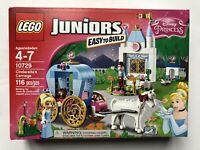 LEGO Juniors Cinderellas Carriage 10729 - New Sealed