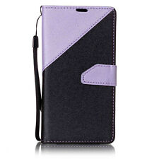 Stand ID Card Wallet Leather Flip Case Cover For LG K3 K4 K10 2017 LS775 G6 K7