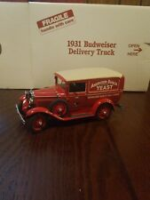 New Listing1931 Budweiser Delivery Truck Danbury Mint No Papers