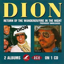 Dion - Return Of The Wanderer/Fire In The Night (CDCHD 936)