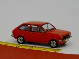 Ford Fiesta 1976 rot - PCX87 870237