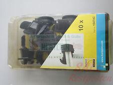 Universalisolator IP-19, schraubbar, für Rundpfähle bis 19mm (Pkg. à 10 St.)