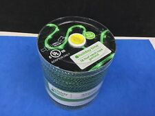 Holliday Time 18 foot Mesh rope Garland green. 4897017757746