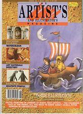 (HW48) The Artist's & Illustrator's Magazine - May 1992, Issue 68