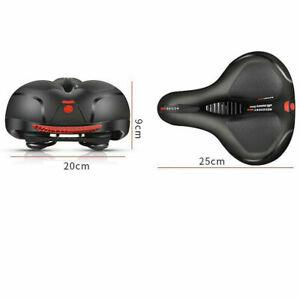 Mountain MTB  Extra Comfort Saddle Bike Bicycle Cycling Seat Soft Cushion Pad