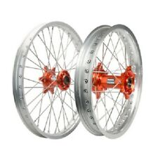 Tusk Wheel Set Wheels 19/21 HUSQVARNA KTM 125 150 250 300 350 450 front rear rim