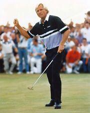 PGA Golfer GREG NORMAN Glossy 8x10 Photo Golf Print 'The Shark' Poster
