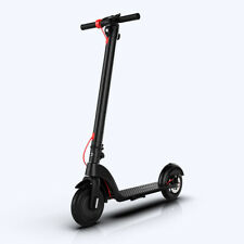 Portable Electric Scooter 350W Max Speed 15Mph 15 Miles Long Range Lightweight