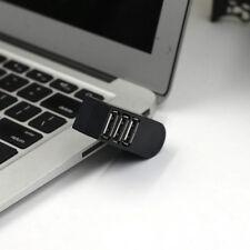 Mini 3 Port USB 2.0 Rotate Splitter Adapter Hub for PC Notebook Laptop Expansion
