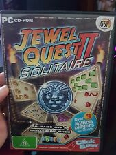 Jewel Quest II - Solitaire -  PC GAME  - FREE POST *