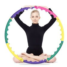Springos hula hoop masaje tachas imanes hoopdance hooping fitness neumáticos