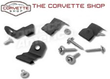 C3 Corvette Door Panel Mounting Kit - Retaining Clips & Screws 1968-1977 43227