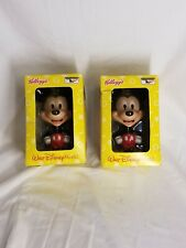 Mickey Mouse Bobblehead New In Box 2002 promotional