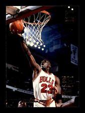 1993-94 Topps Stadium Club Michael Jordan #1 Tripple Double Bulls  ID: 1030