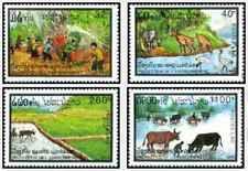 Timbres Laos 1112/5 ** (32910M)