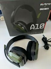 Astro A10 Gaming Call of Duty Edition Headphones for Multi-Platform, Open Box