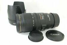 SIGMA APO 70-200mm F/2.8 DG OS HSM Lens for Canon Very Good!! from Japan 219153