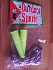 Sports Jump Rope Vintage Come Play Dimestore Toy Outdoor NOS