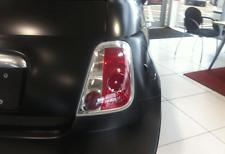 Genuine Fiat 500 Drivers Side Rear Light Unit Tail Lamp - 51885545