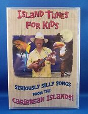 BRENT HOLMES Fun Tunes for Kids DVD SERIOUSLY SILLY SONGS FROM CARIBBEAN ISLANDS