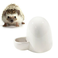 1Pc Drinking Water Bottle Automatic Home Ceramics Feeder For Hedgehog Pet