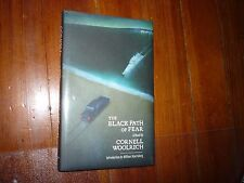 The Black Path of Fear Cornell Woolrich Centipede Press New
