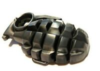 Awesome!  Da GRENADE ! METAL BELT BUCKLE ` US seller  Classic military weaponry