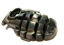 THE GRENADE METAL BELT BUCKLE Awesome! US seller Classic military weaponry MENS