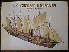 S. S.  Great Britain by Adrian Ball, Diana Wright (Hardback, 1981)