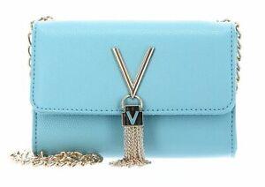 VALENTINO BY MARIO VALENTINO DIVINA CROSBODY MINI BAG - VBS1R403G BABY BLUE