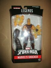 Hasbro Marvel Legends Shocker Figure Sandman BAF Series NEW Classic Sinister 6