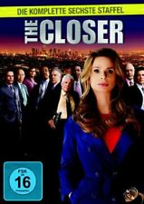 The Closer - Season 6 (DVD) (FSK 16) - DVD  AKVG The Cheap Fast Free Post