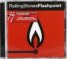 Flashpoint von The Rolling Stones   CD   Zustand sehr gut